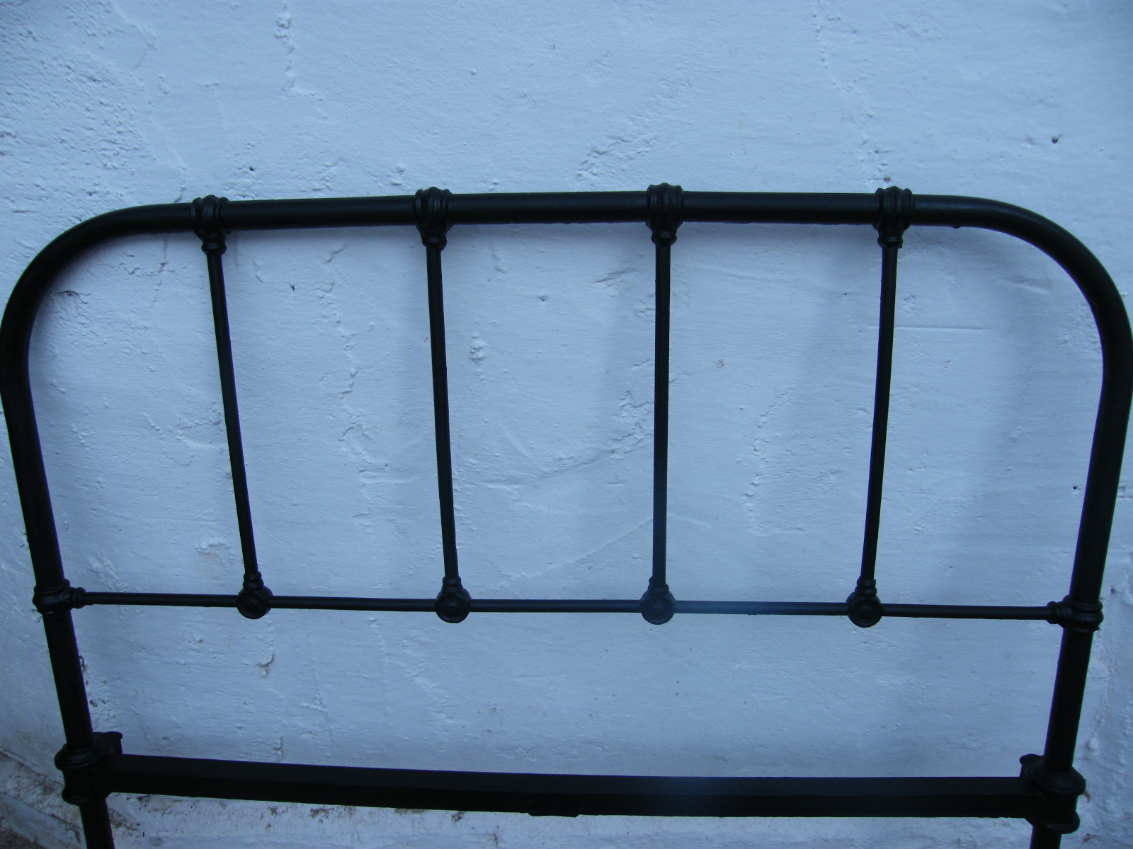 Cabecero de hierro cosas del abuelo - Cabeceros de cama de hierro ...