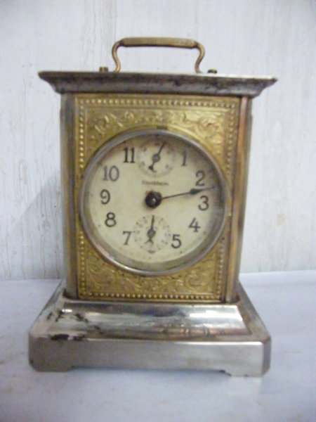 reloj de mesa cosas del abuelo